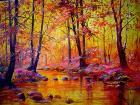 KOLORY JESIENI* jesień obraz*